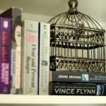 Books And Birdcage