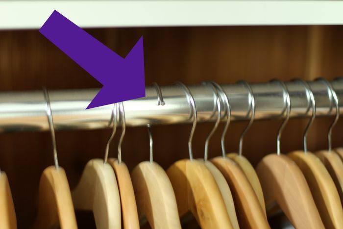 How To Organize A Master Bedroom Like A Pro - Hangers