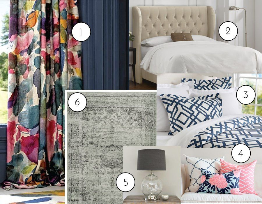 Master bedroom inspiration the organized mama for Bedroom organisation inspiration