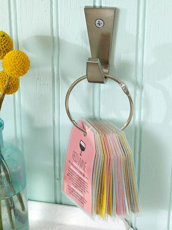 Laundry Round-Up - Printable Tags