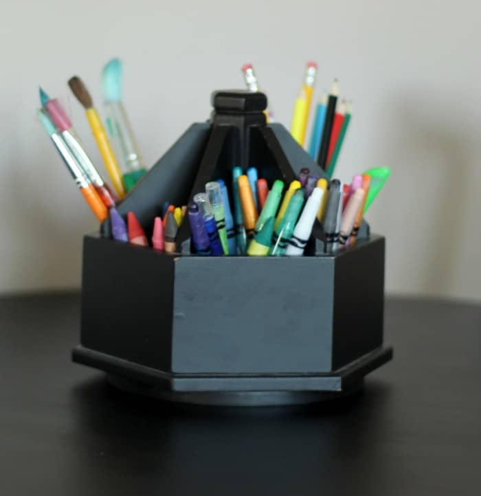 Creating An Art Area For Young Kids - Coloring Organization