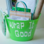 How To Create A Mobile Gift Wrapping Station