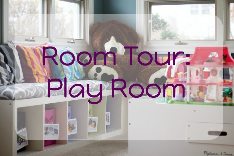Room Tour Play Room