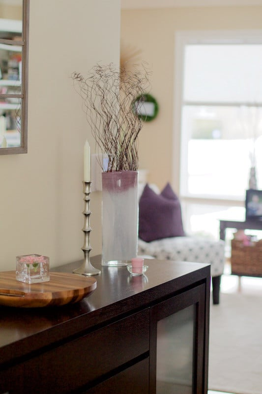 function of dining room | Adding Some Function To Our Dining Room - The Organized Mama