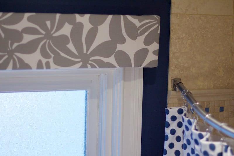 DIY Window Valance Tutorial
