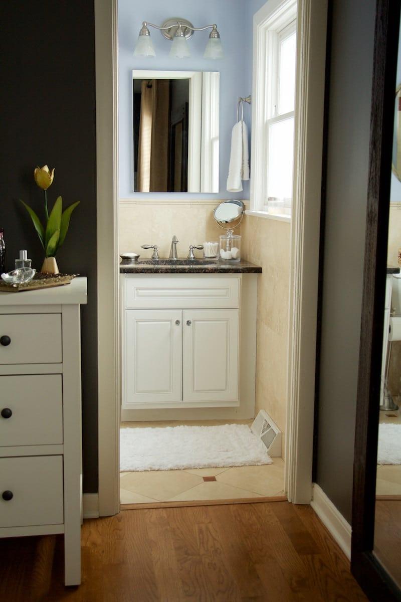 Master Bathroom Weekend Project