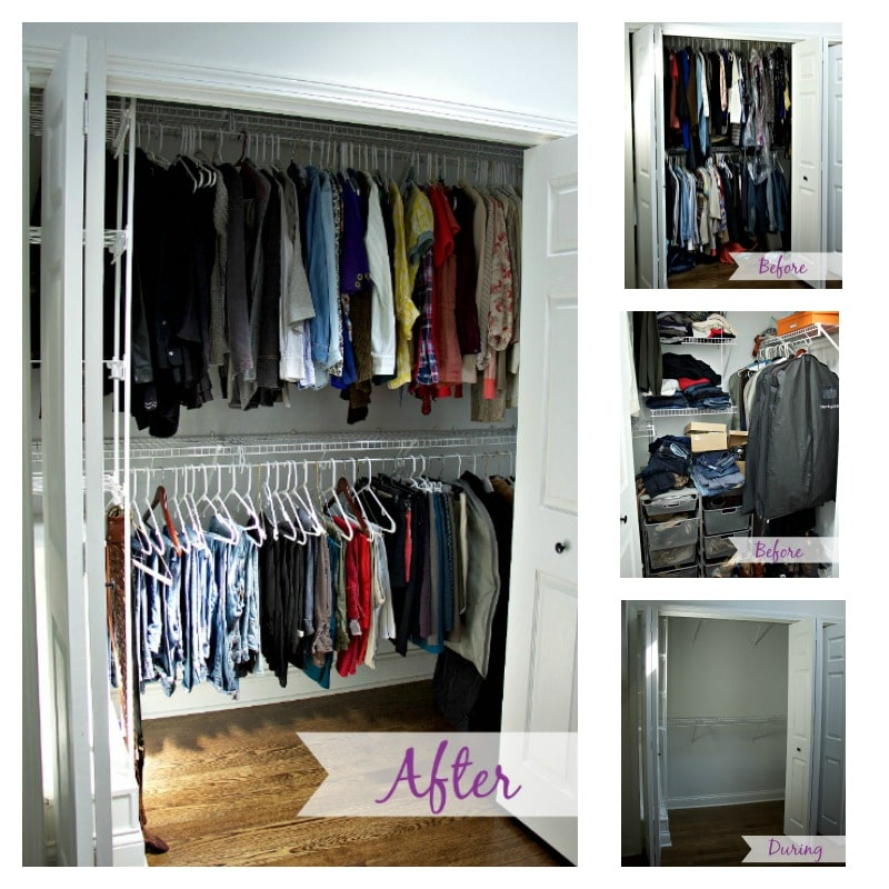 Closet Collage