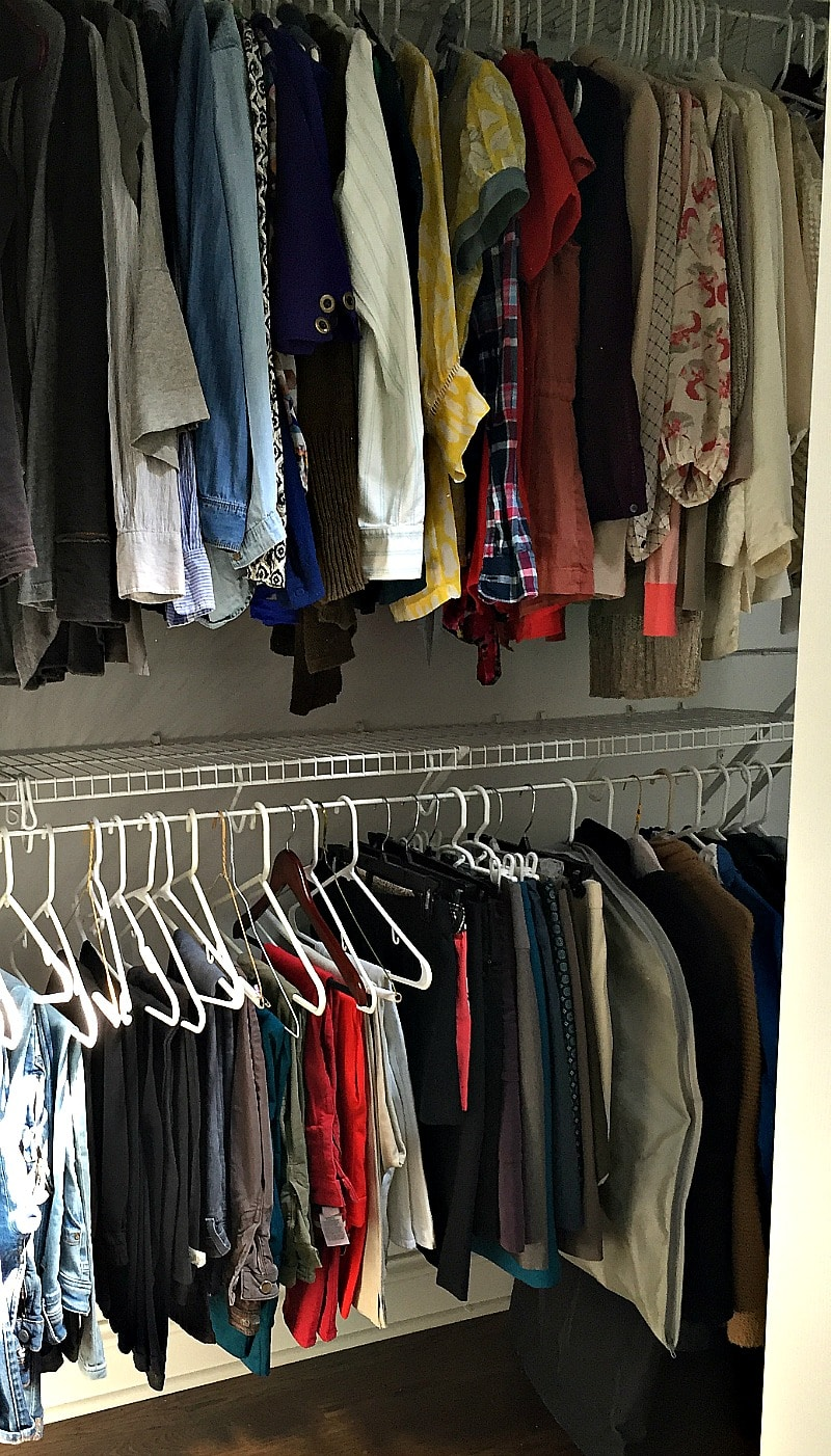 Your Closet Can Simplify Your Life The Art Of The Capsule: How To Organize Your Closet Without Spending Anything