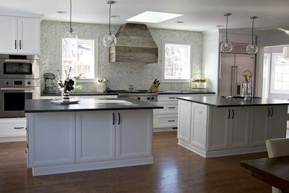 Creating A Modern Farmhouse Inspired Kitchen