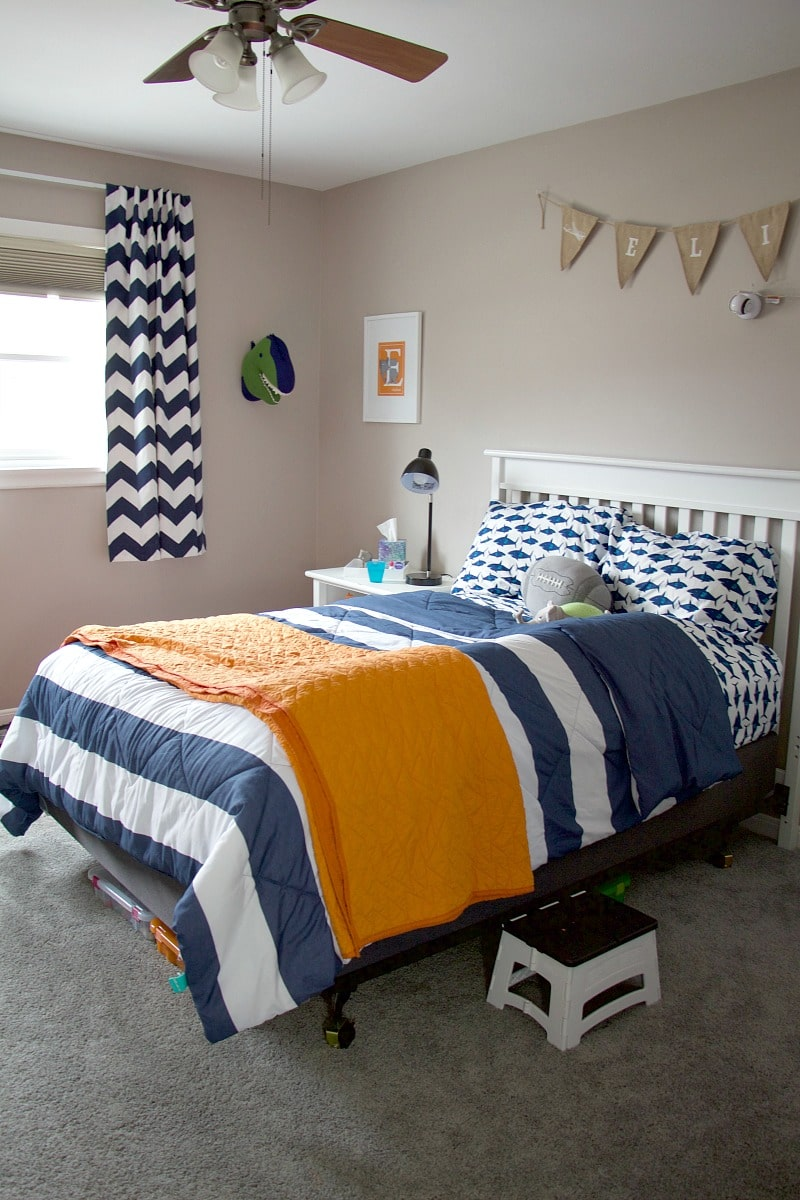Diy Organizing A Preschool Boy Bedroom The Organized Mama