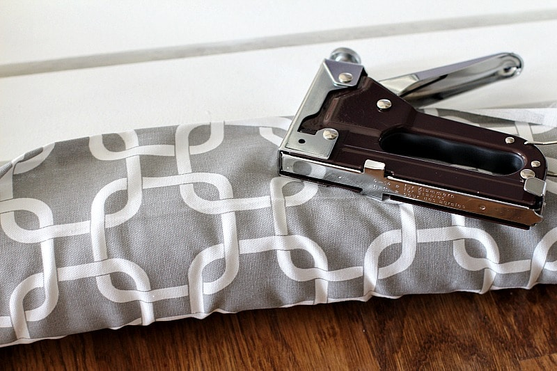 The Best Way To Diy Upholster Benches The Organized Mama