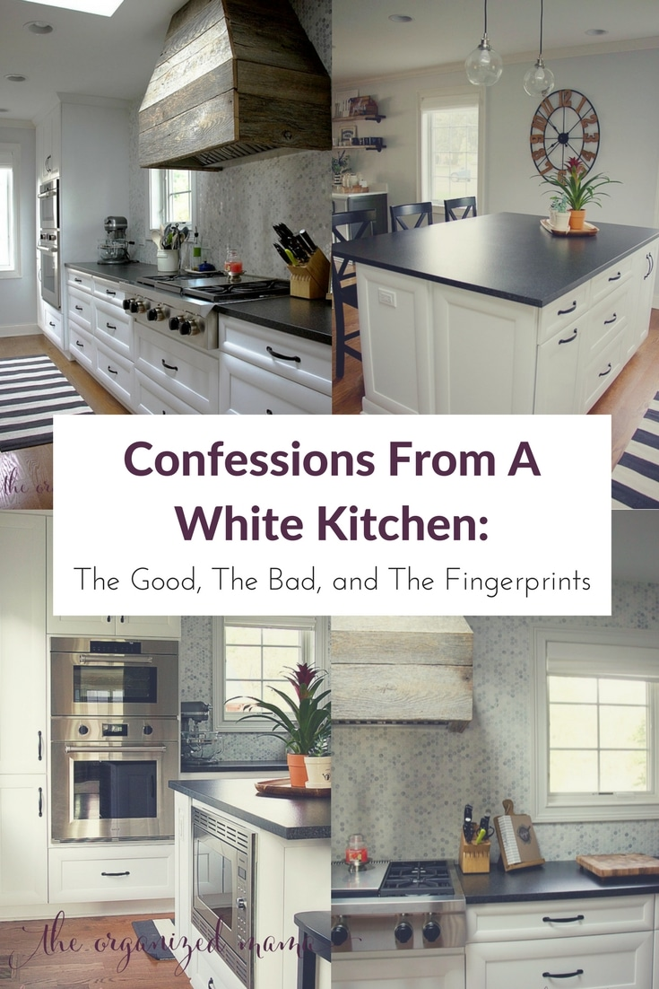 Confessions Of A White Kitchen: The Good, The Bad, And The Finger ...