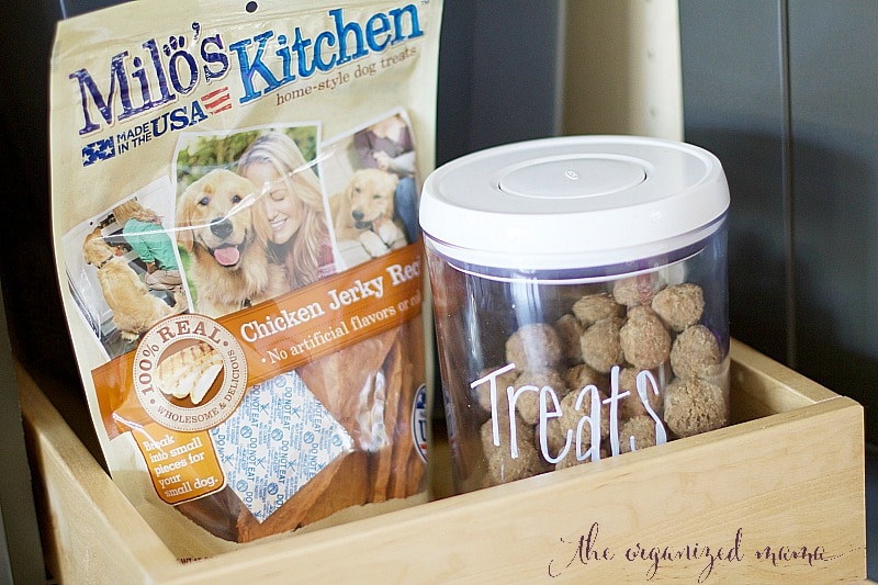 Easiest Ways To Organize Pet Supplies