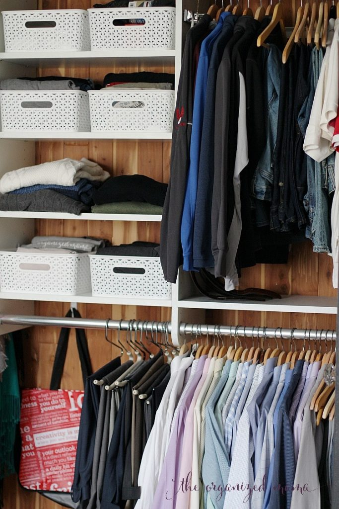 A Professional Organizer Shares Tips For Ways You Can DIY Closet Organizer  So You Can Utilize