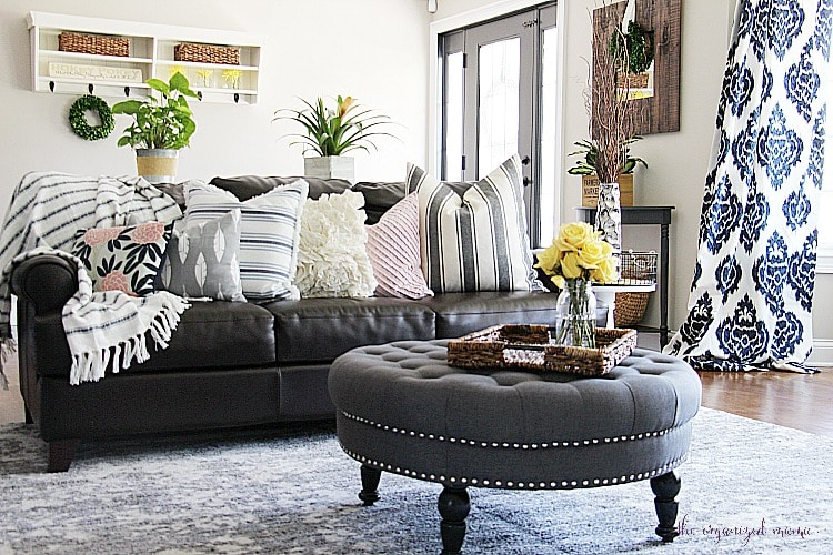 Check Out Inspiration For Creating A Modern Farmhouse Living Room. With  Product Links And Tips