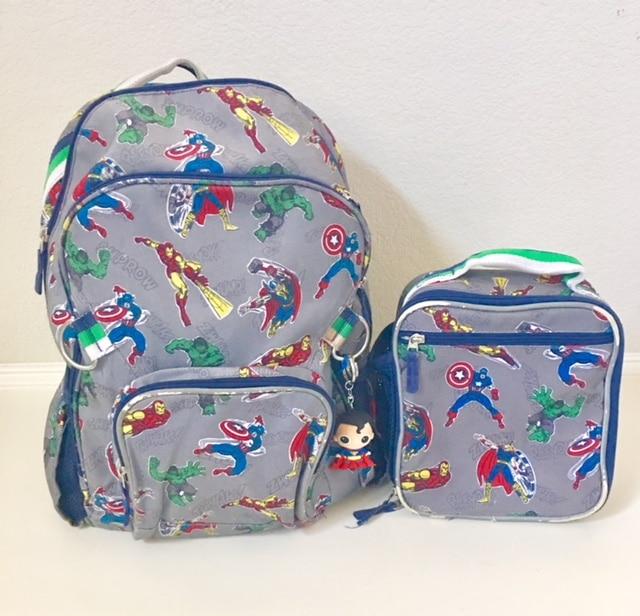 Pottery Barn Kids Backpacks